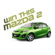 Win a Mazda