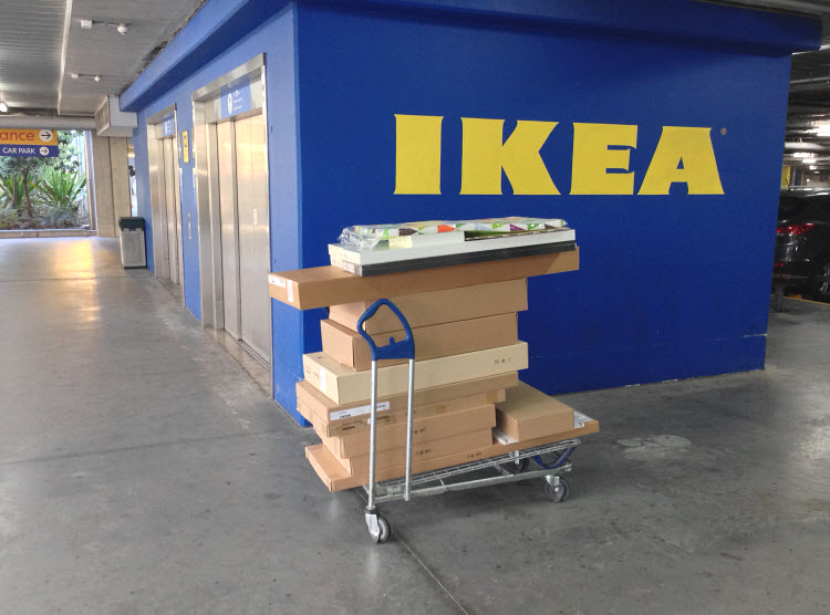 Ikea North Lakes Store