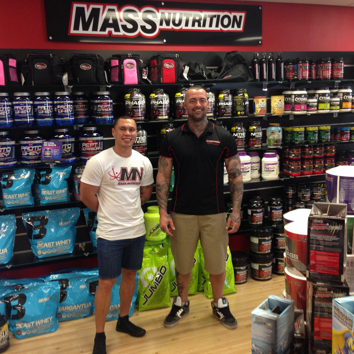 Mass Nutrition North Lakes