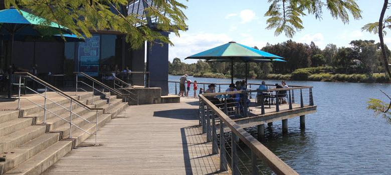 Lake Eden Cafe