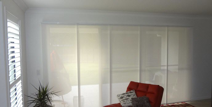 Shutters and Panel Blinds