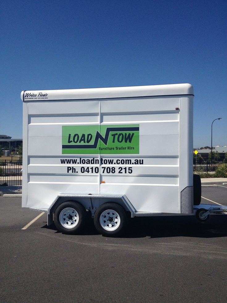 Load N Tow Furniture Trailer Hire Big Local North Lakes