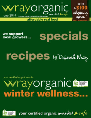 Wray Organic Newsletter