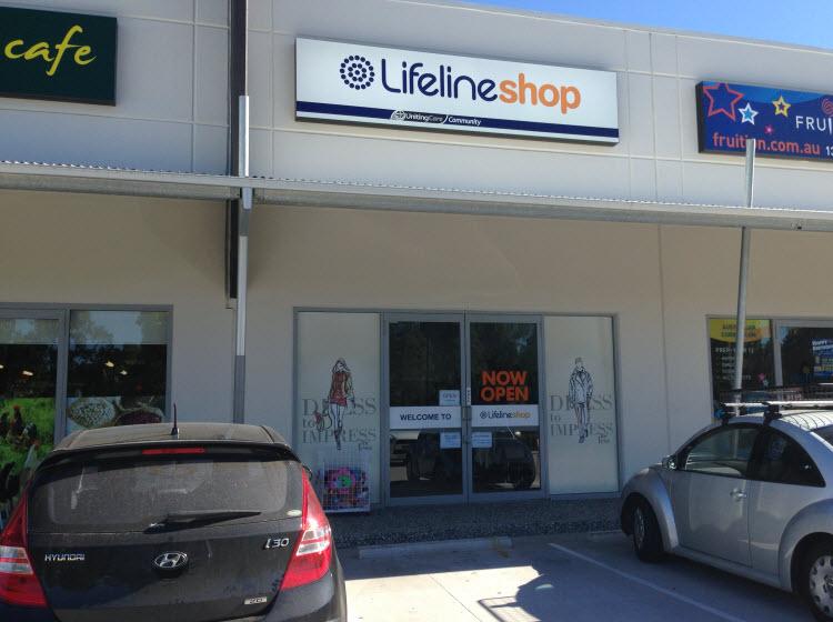 Lifeline Shop North Lakes