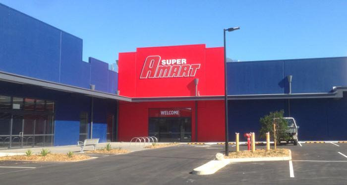 North Lakes Super Amart Storefront