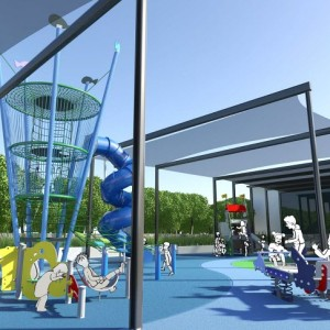 Westfield Kids Activities Playground