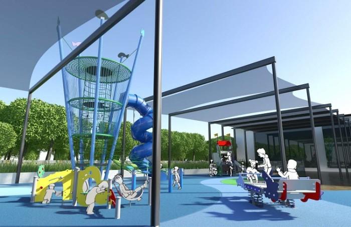 Westfield Kids Activities Playground