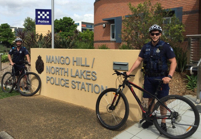 Police Patrol North Lakes Parks