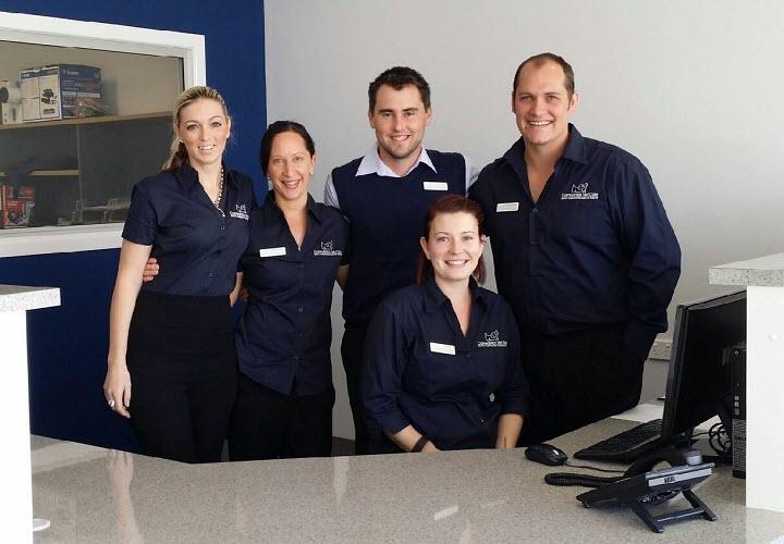 Companion Vet Care Staff