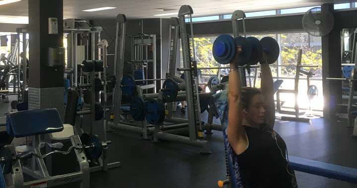 Brerathe Free Weights Gym North Lakes