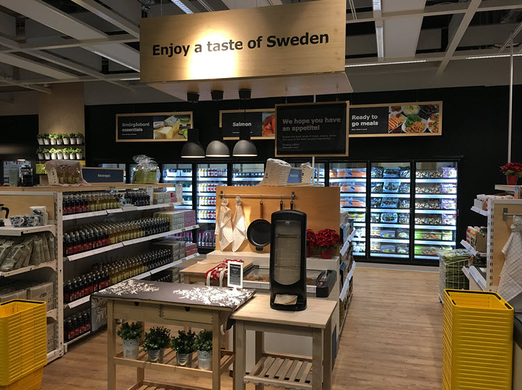 ikea officially opens store adjoining westfield north