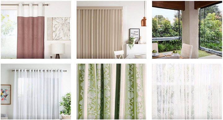 Curtains and Blinds at Spotlight