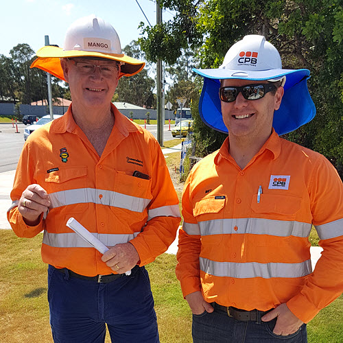 Mango-and-Matt-TMR-Rothwell-Intersection-Upgrade