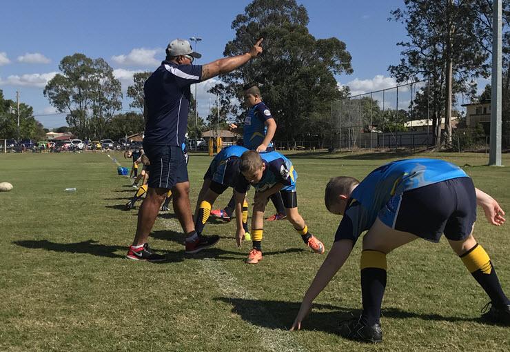 north-lakes-kangaroos-junior-rugby-training
