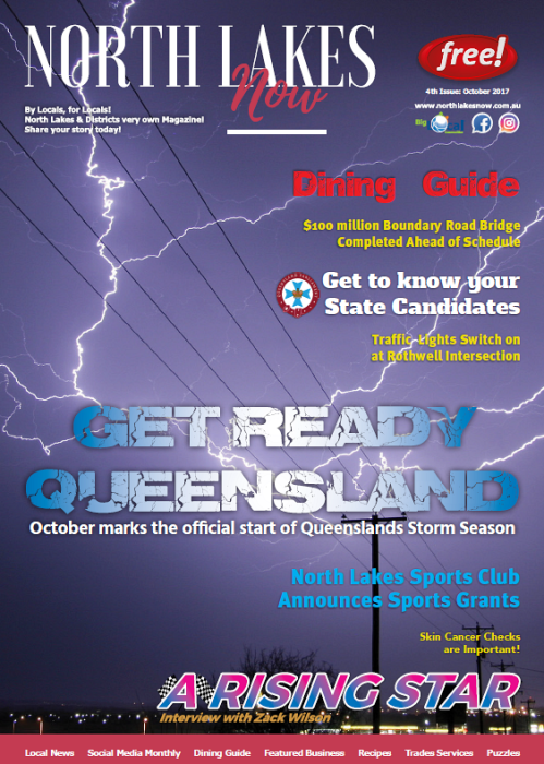 North Lakes Now Cover October 2017