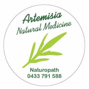 Artemisia Natural Medicine Naturopath Brisbane Logo Round-20kb