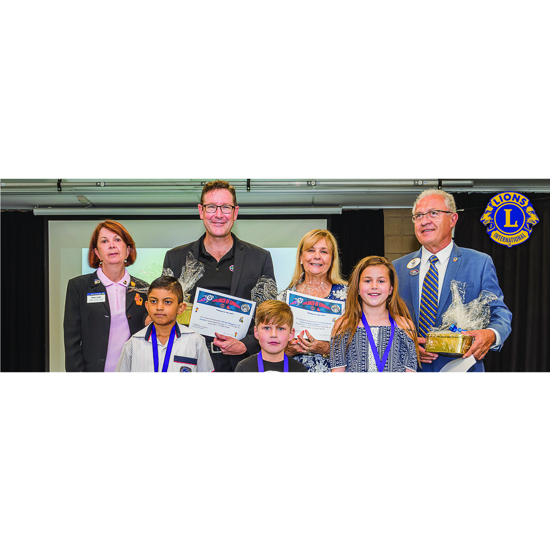Lions Children of Courage Awards