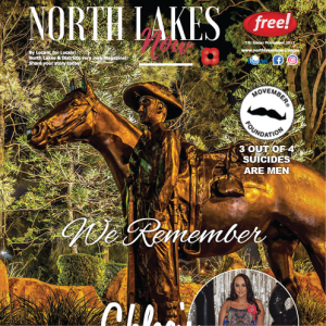 North Lakes November Edition Editor's note