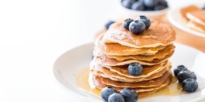 Fluffy-pancakes-spoil-mum