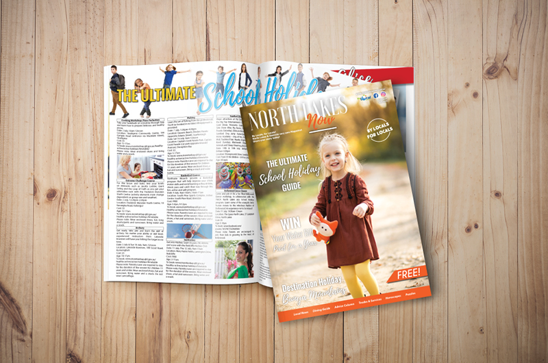 North Lakes Now Magazine July 2018