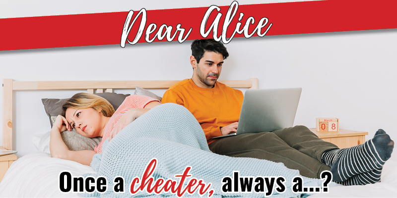 Once-a-cheater-always-a