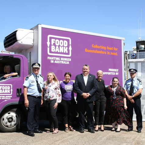 qps-commisioner-launches-foodbank-drive-2018