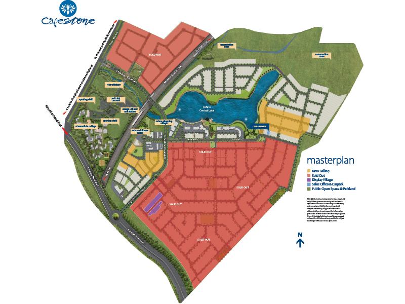 Capestone-masterplan