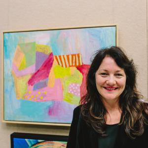 Nadine-Sawyer-local-art-award-recipient