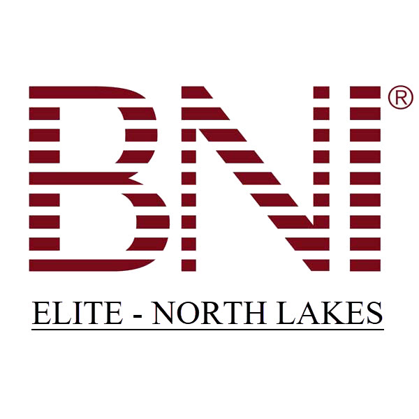 BNI Elite North Lakes logo