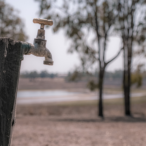 Tap-no-water-drought