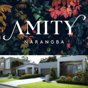 amity-narangba-banner-display-village