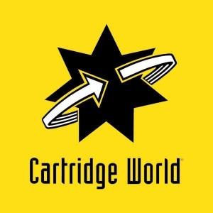 cartridge world north lakes logo